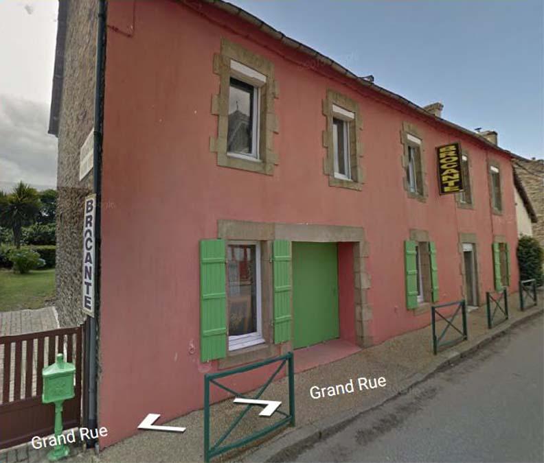 Brocantiq bretagne les magasins de brocantes et antiquit s - Brocante rue de bretagne ...